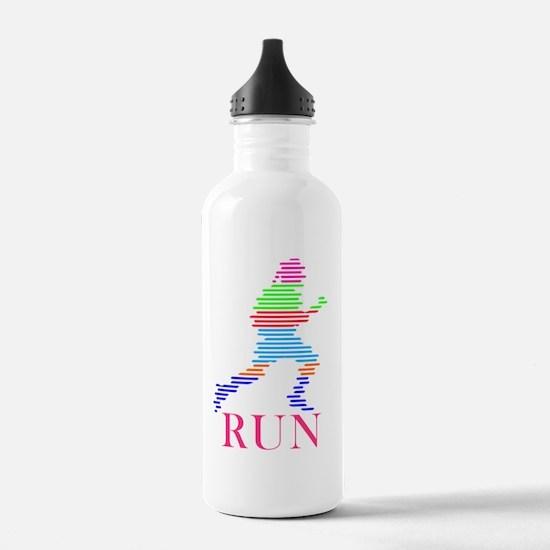wt_run Water Bottle