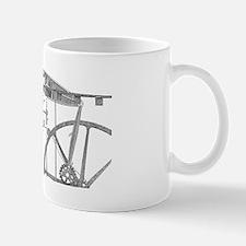 Watt's engine Mug