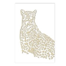 Leopard's Spots Postcards (Package of 8)