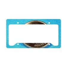 Smallest book License Plate Holder