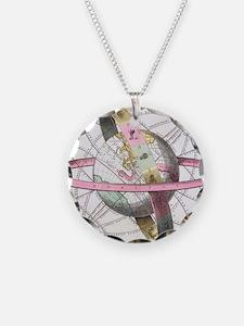 Earth's celestial circles, 1 Necklace