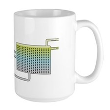 Sodium hydroxide production Mug