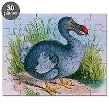 Extinct dodo Puzzle