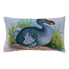 Extinct dodo Pillow Case