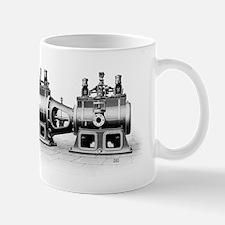 Robey steam engine Mug