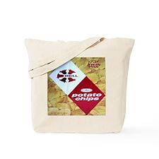 Bell Brand Potato Chips Tote Bag