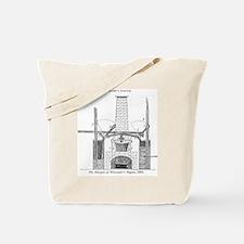 Worcester's engine Tote Bag