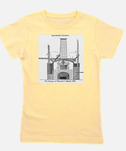 Worcester's engine Girl's Tee