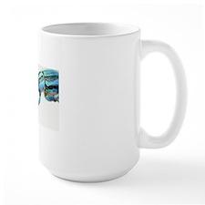 Painted weevil Mug