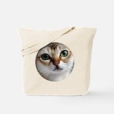 Singapura Cat Tote Bag