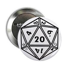 "d20 2.25"" Button"