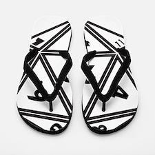 d20 Flip Flops