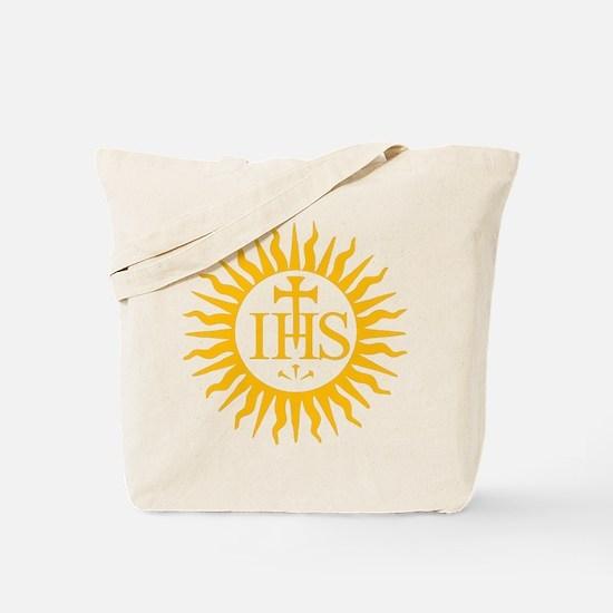 IHS JESUIT SEAL Tote Bag