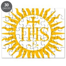 IHS JESUIT SEAL Puzzle