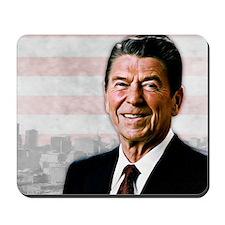 Ronald Reagan Mousepad