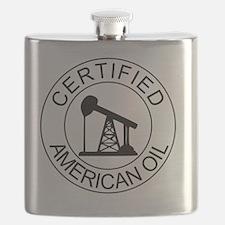 Certified American Oil Pro-Drilling Pro-Frac Flask
