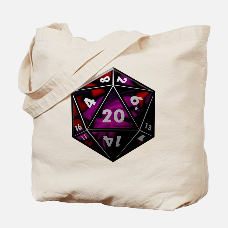 D20 color Tote Bag