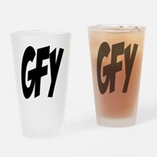 GFY 2 Drinking Glass