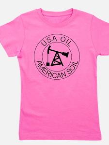 pro_drilling_utica_team_certified_ameri Girl's Tee