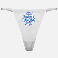 Happiness is Dancing Classic Thong