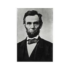 "Lincoln ""Honest Abe"" Rectangle Magnet (10 pack)"