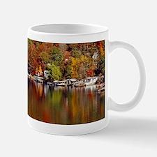 autumn reflection Mug