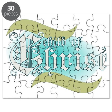 Child of Christ waves Puzzle