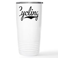 Cycling Travel Coffee Mug
