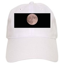 full moon Baseball Cap