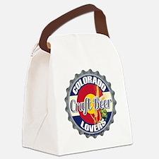 COCB Logo Canvas Lunch Bag