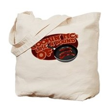 Pound Of Bacon Tote Bag