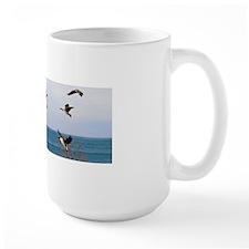 Geese Ceramic Mugs