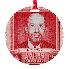 stamp Ornament
