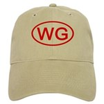 WG Oval (Red) Cap