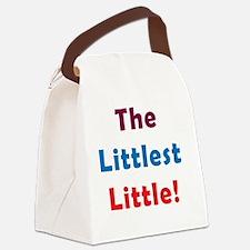 Littlest Little Canvas Lunch Bag