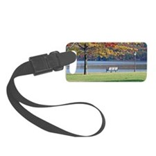 Park Bench Luggage Tag