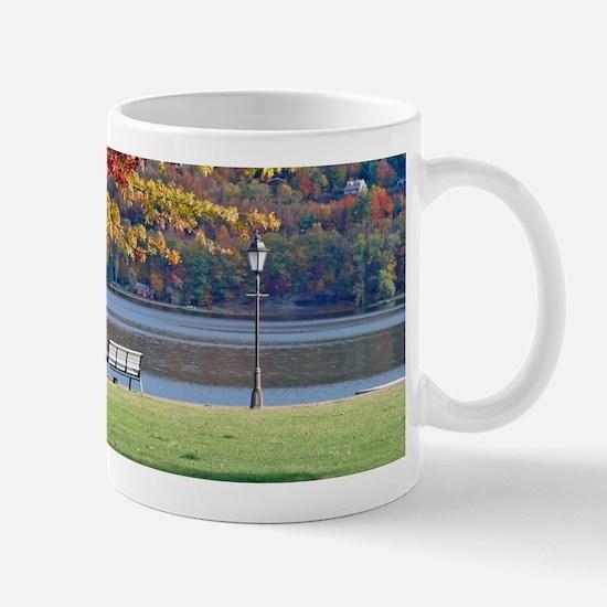 Park Bench Mug