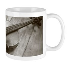 sepiaviolinKH Mug