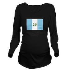 Guatemala Guatemala  Long Sleeve Maternity T-Shirt