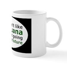 marijuanaoval Mug
