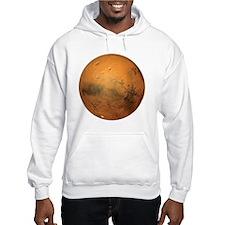 Planet Mars Hoodie