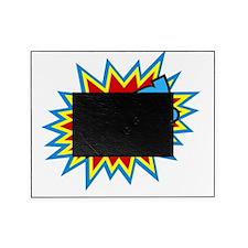 Hero Zap Bursts Picture Frame