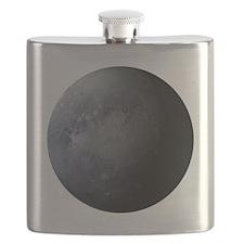 Planet Pluto Flask