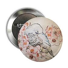 "Mousepad Parakeet 004 2.25"" Button"