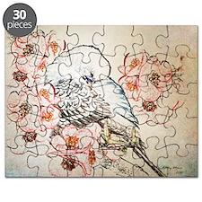 Mousepad Parakeet 004 Puzzle