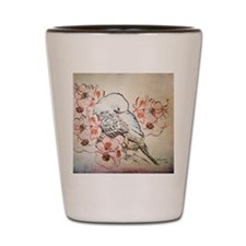Mousepad Parakeet 004 Shot Glass