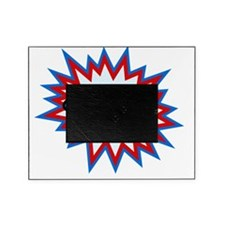 Hero Bam Bursts Picture Frame
