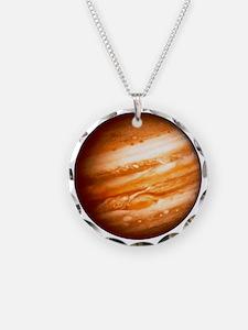 Planet Jupiter Necklace