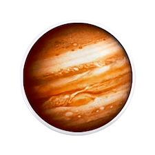 "Planet Jupiter 3.5"" Button"