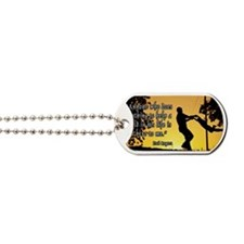 Anyone who does anything to help a child Dog Tags
